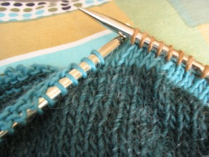 kniting_a_stocking