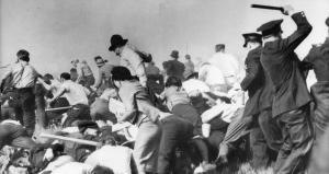 Police-attack_Republic-Steel-strikers'-picnic_1937