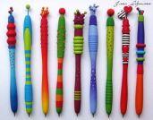 Sculpey pens