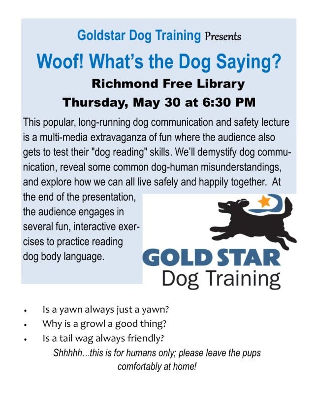 Goldstar Dog Training