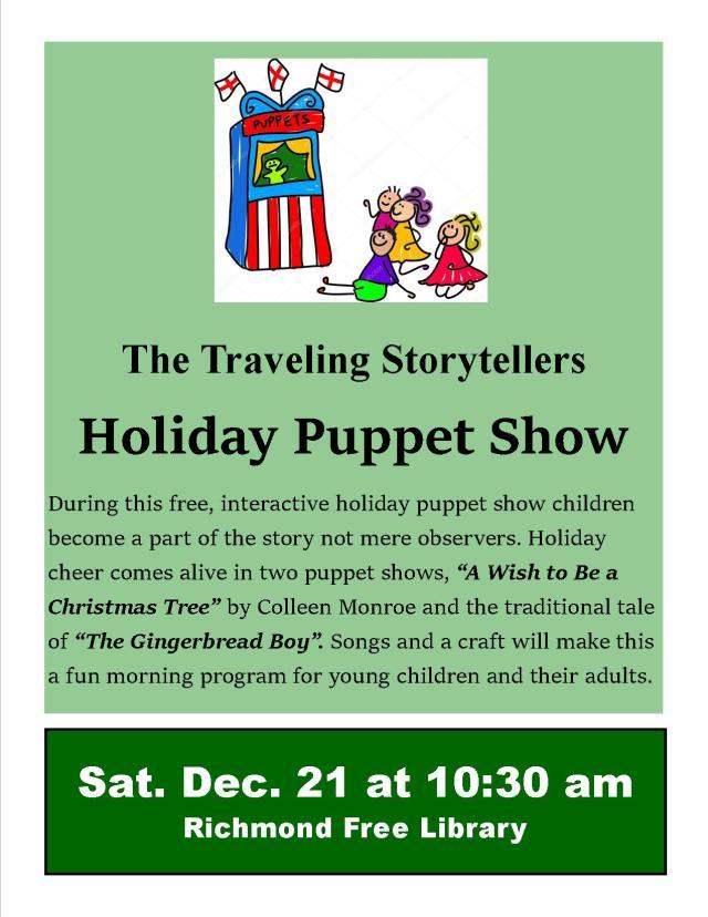 Traveling Storyteller Poster